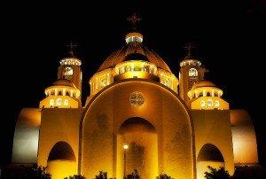 Христианская церковь в Шарм-эль-Шейхе