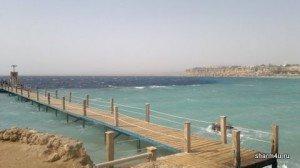 Пляжи в Шарм-эль-Шейхе: платный пляж Эль Фанар