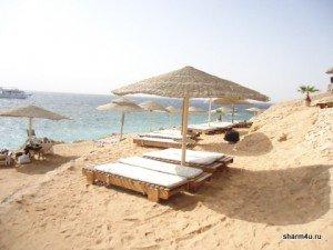 Платные пляжи Шарма: пляж Эль Фанар