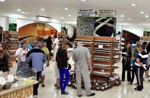 Что купить в Египте: магазин фабричных масел фабрики Эль Барака