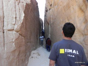 Сэндбординг - катание на доске по песку в Шарм эль Шейхе