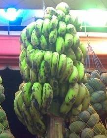 Фрукты Египта - бананы