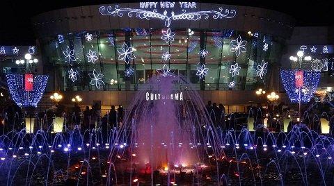 Новый год в Шарм эль шейхе, Сохо