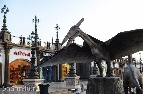 Парк Голливуд в Шарм эль Шейхе